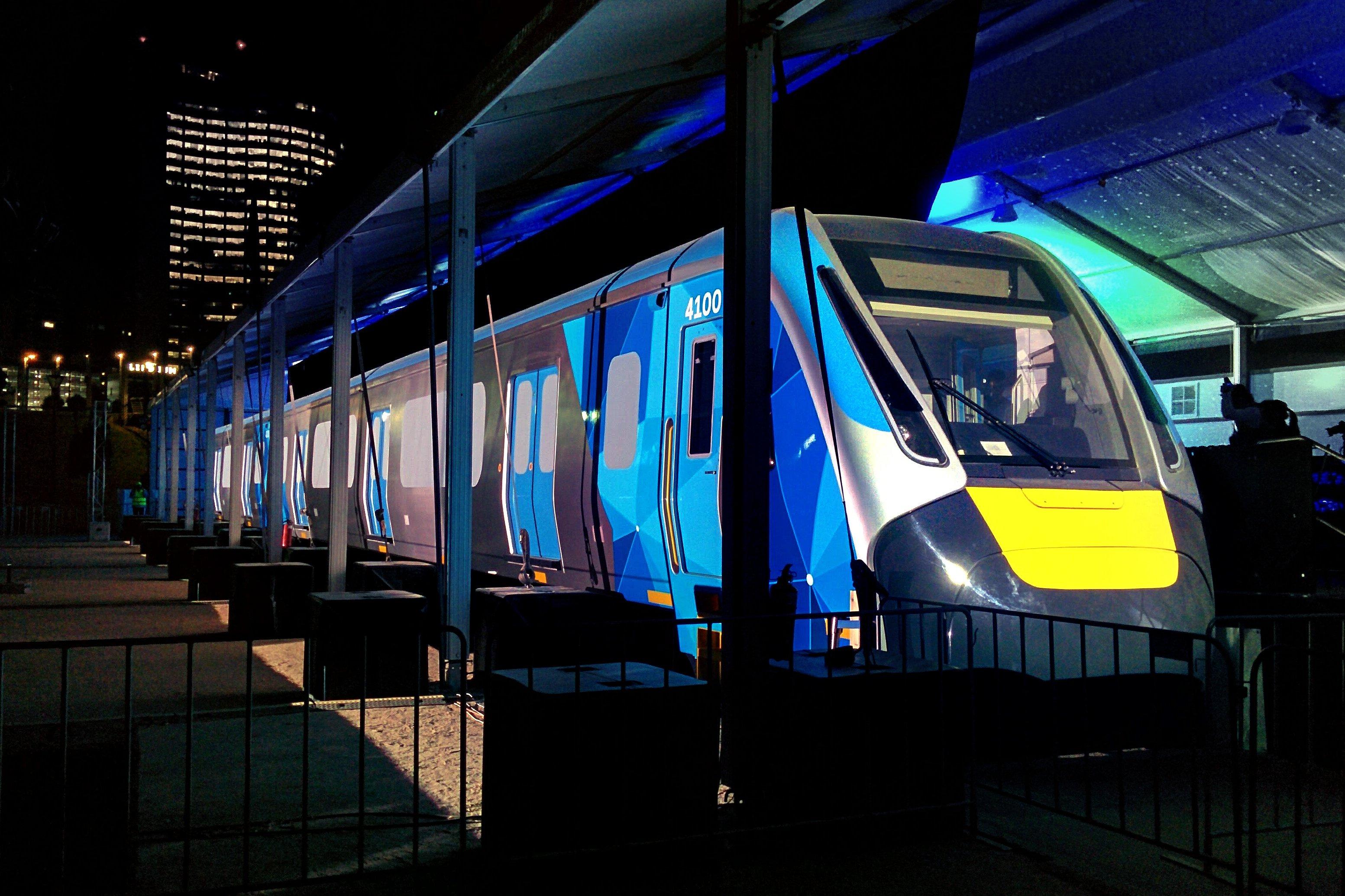 Victoria's High Capacity Metro Trains