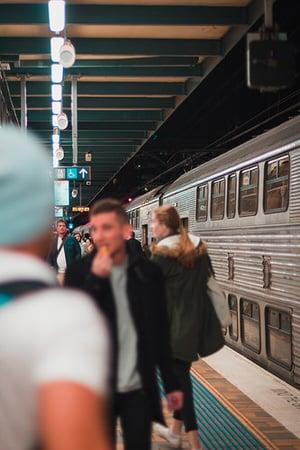 Sydney's Central Station