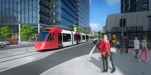 Parramatta Light Rail Development Project