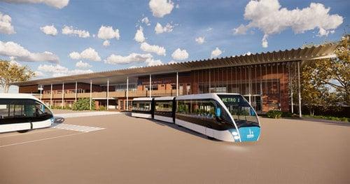 Improving Australia's infrastructure Brisbane Metro