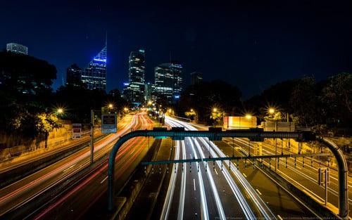 Easing Sydney's traffic congestion