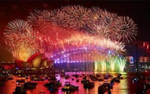 Happy New Year celebration from CGC Recruitment